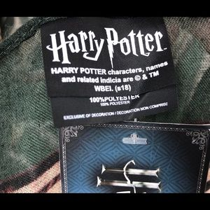 Bioworld Accessories - Harry Potter Sirius Black tapestry scarf NWT